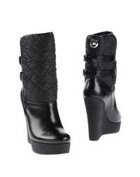 Черные Полусапоги и высокие ботинки Michael Michael Kors