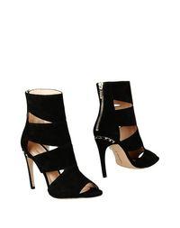 Черные Полусапоги и высокие ботинки Carlo Pazolini