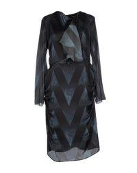 Платье до колена Anna Molinari