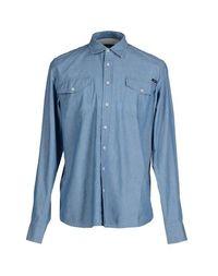 Джинсовая рубашка Blue SAN Francisco