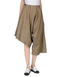 Джинсовые брюки-капри Y'S Yohji Yamamoto