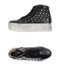Высокие кеды и кроссовки Nina Meucci