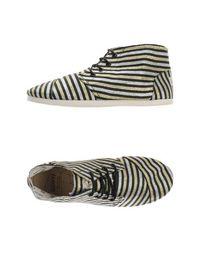 Высокие кеды и кроссовки Perky
