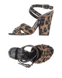Сандалии Dolce &; Gabbana