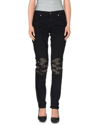 Джинсовые брюки Pinko Black