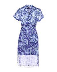 Платье до колена Jonathan Saunders