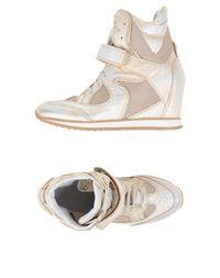 Высокие кеды и кроссовки Elena Iachi