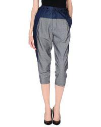 Джинсовые брюки-капри Uncode