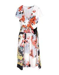 Платье длиной 3/4 Michael VAN DER HAM