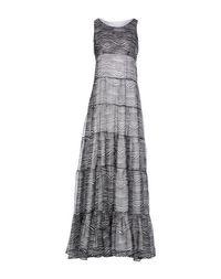Длинное платье Pierre Balmain