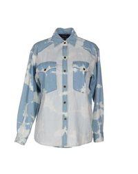 Джинсовая рубашка Isabel Marant