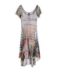 Платье длиной 3/4 Jean Paul Gaultier Soleil
