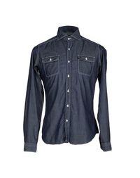 Джинсовая рубашка Paolo Verri
