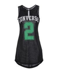 Короткое платье Converse Cons