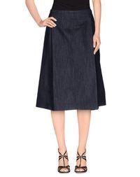 Джинсовая юбка N_8