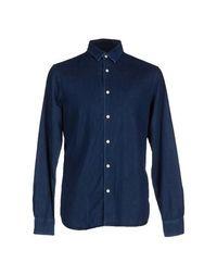 Джинсовая рубашка Hentsch MAN