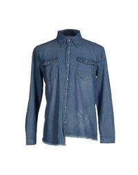 Джинсовая рубашка Oneteaspoon