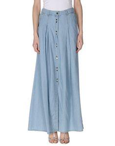 Джинсовая юбка Twin Set Simona Barbieri