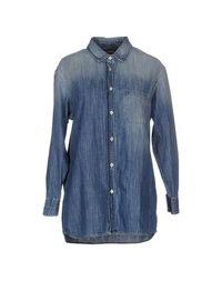 Джинсовая рубашка Truenyc.
