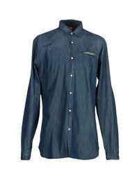 Джинсовая рубашка Scotch &; Soda