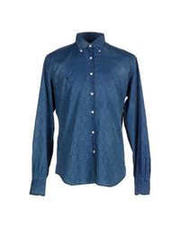 Джинсовая рубашка Brooksfield