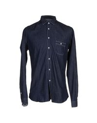 Джинсовая рубашка Osvaldo Trucchi