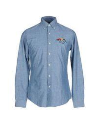 Джинсовая рубашка Ralph Lauren
