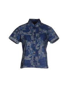Джинсовая рубашка Andy Warhol BY Pepe Jeans
