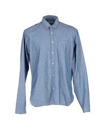Джинсовая рубашка Oliver Spencer