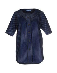 Джинсовая рубашка Weili Zheng