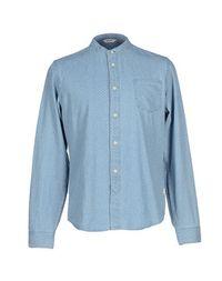 Джинсовая рубашка Nn07