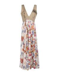 Длинное платье Project -- [Foce] -- Singleseason --