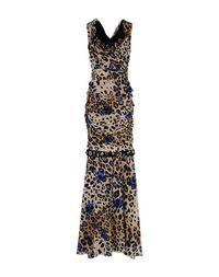 Длинное платье Ivan Montesi