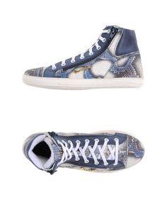 Высокие кеды и кроссовки Braccialini
