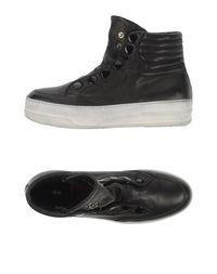 Высокие кеды и кроссовки BB Washed BY Bruno Bordese