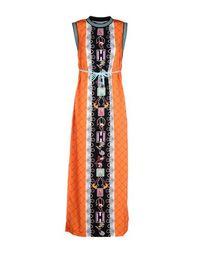Длинное платье Adidas X Mary Katrantzou