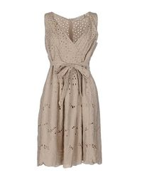 Короткое платье Cristina Gavioli Collection