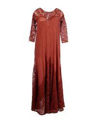 Длинное платье MES Demoiselles