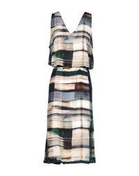 Платье длиной 3/4 Zhelda
