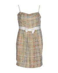 Короткое платье Caramelo