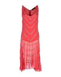 Платье длиной 3/4 XXX Kisses BY GAI Mattiolo
