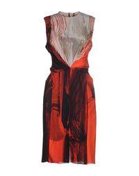 Платье до колена Todd Lynn