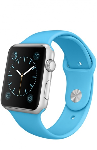 Apple Watch Sport Silver Apple