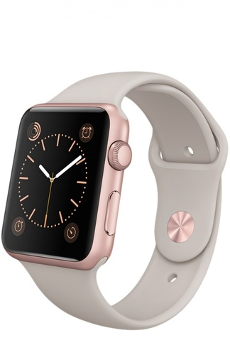 Apple Watch Sport Rose Apple