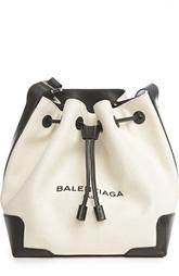 Сумка с косметичкой Balenciaga