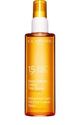 Солнцезащитный лосьон-спрей Clarins