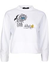 Пуловер джерси Dsquared2