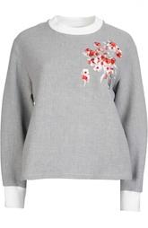 Вязаный свитер Jonathan Saunders