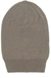 Вязаная шапка Rick Owens