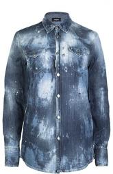 Рубашка джинсовая Dsquared2